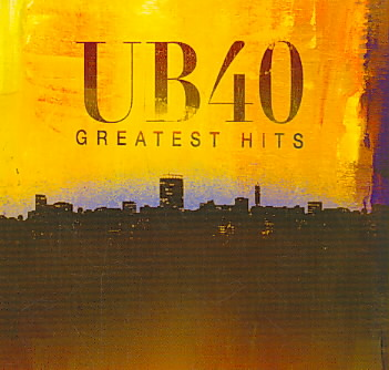 GREATEST HITS BY UB40 (CD)